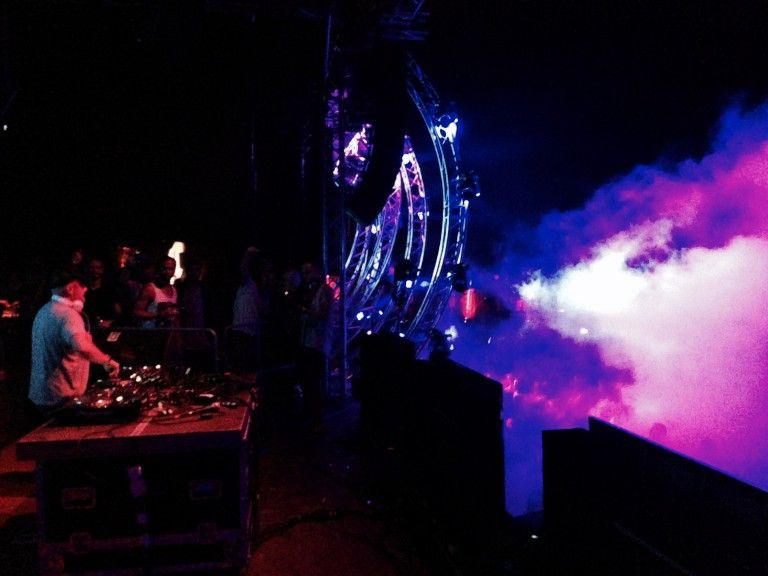 Westbam live @ Volltonstage Helene Beach Festival