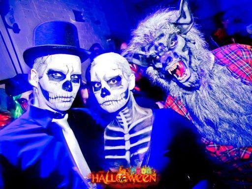 Halloween in Berlin