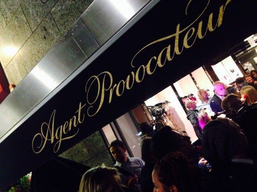 Agent Provocateur first Berlin Boutique Opening 8th Oct. 2014