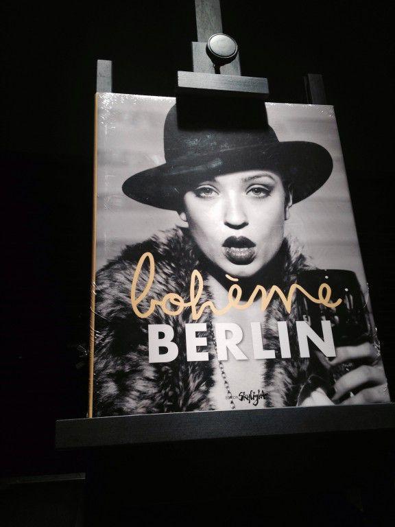 "Bookrelease - ""Berlin bohème"" - by Oliver Rath"