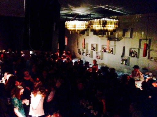 Crackers Opening Party 18.11.2014